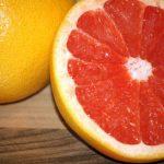Fotovorlage zum Abzeichnen: Grapefruit