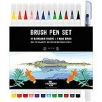Amazon: Stationery Island Brush Pen