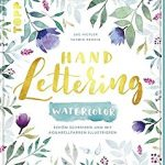Amazon: Buch Handlettering und Watercolor