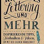 Amazon: Buch Kreatives Lettering und mehr