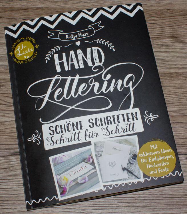Hand Lettering von Katja Haas
