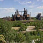 Kamera-Spaziergang: Industriekultur in Duisburg