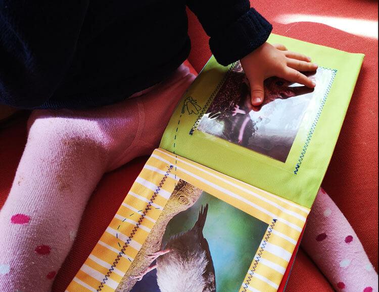 Bilderbuch für Kinder erstellen
