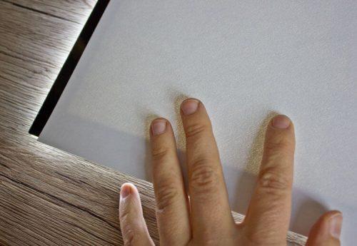 Beispiel Lichtpad vom Blockpapier