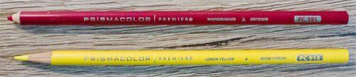 Prismacolor Premier Spitzen im Vergleich