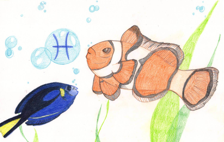 Blogparade Sternzeichen: Fische