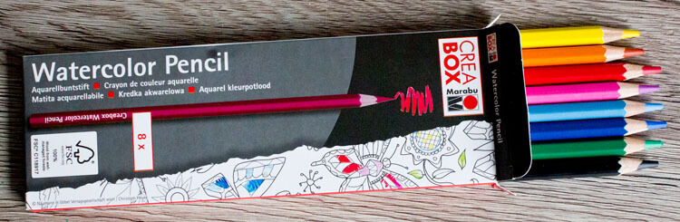 Marabu Crea Box Watercolor Pencil