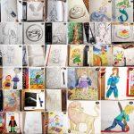 Bilder aus 20 Jahren – Mein zeichnerischer Werdegang