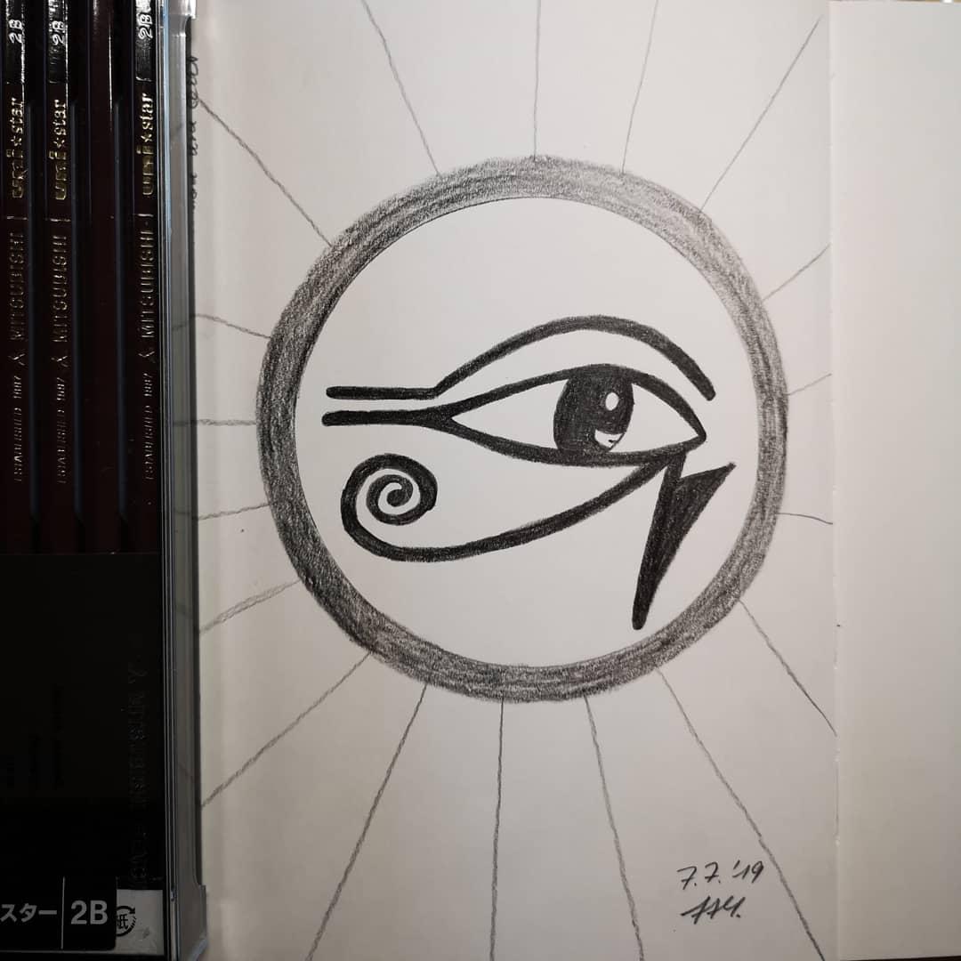 Tag 7 - Auge