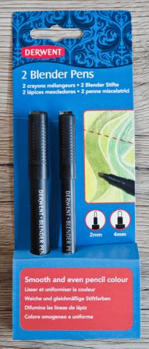 Derwent Blender Pens in Verpackung