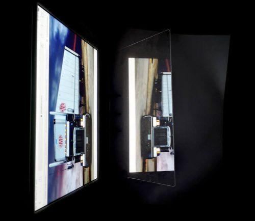 Tracing Pad: hoher Kontrast und ein klares Bild am besten im Dunkeln 1