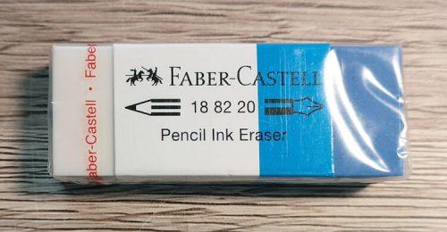 Faber-Castell Doppelradiergummi