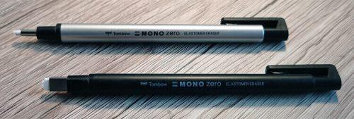 TOMBOW MONO zero Radierstifte