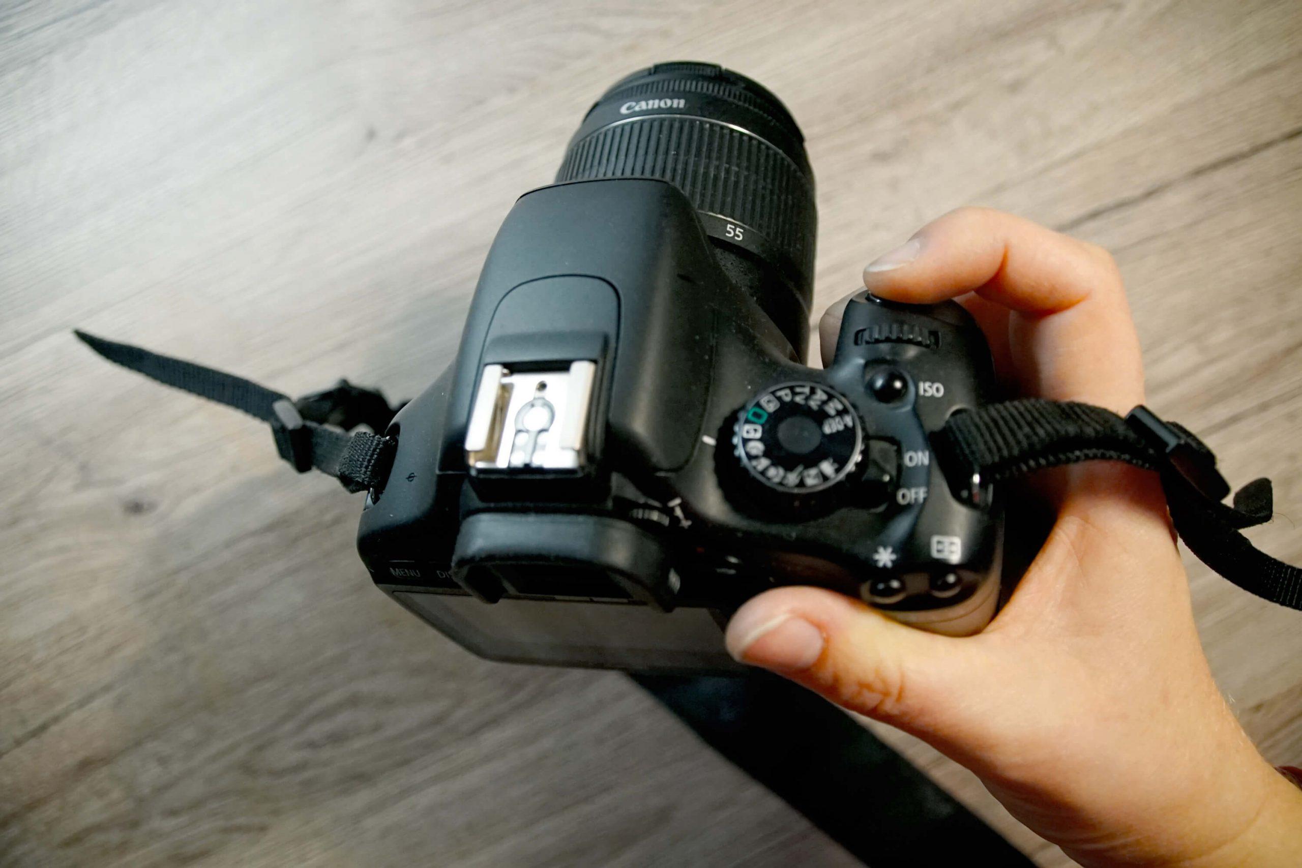 Kamera bedienen