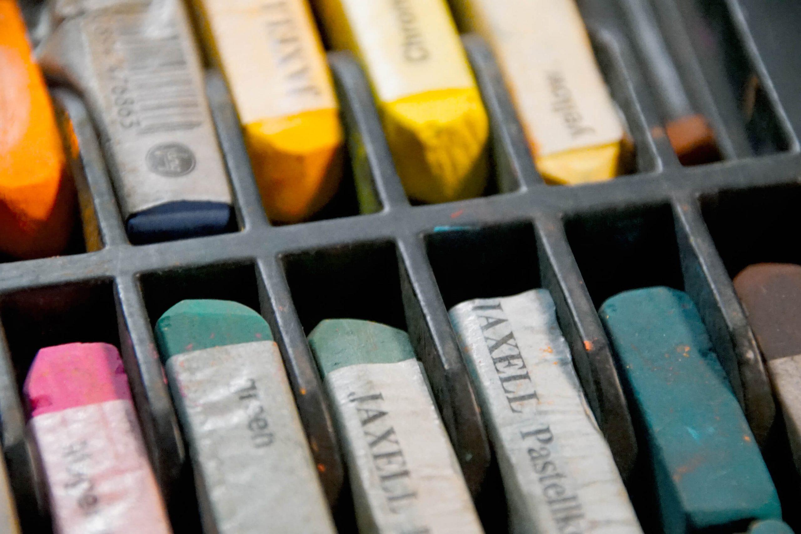 Tipps zur Pastellmalerei – Erfahrungen eines Pastellfans