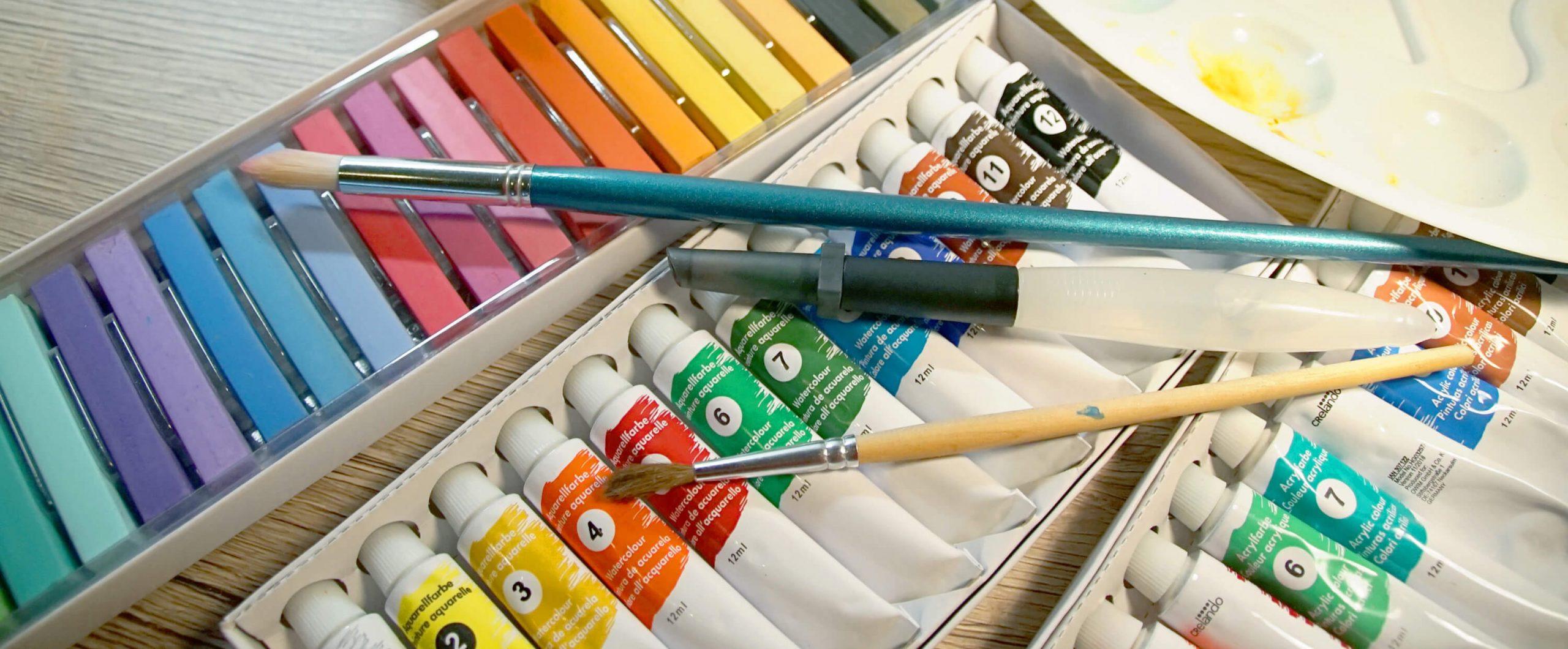 Marken bei Künstlermaterialien