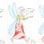 Mystische Elfe zeichnen