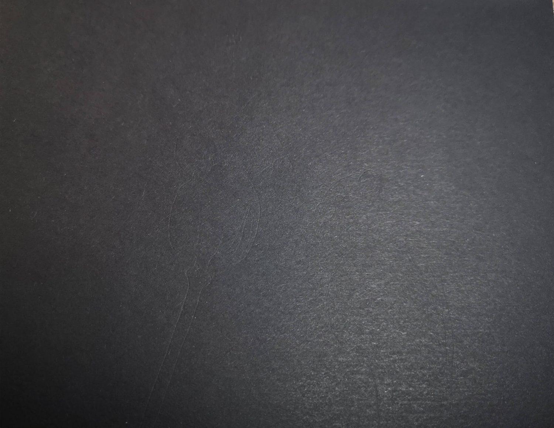 Silhouettenbild zeichnen: Mäusebild Vorzeichnung