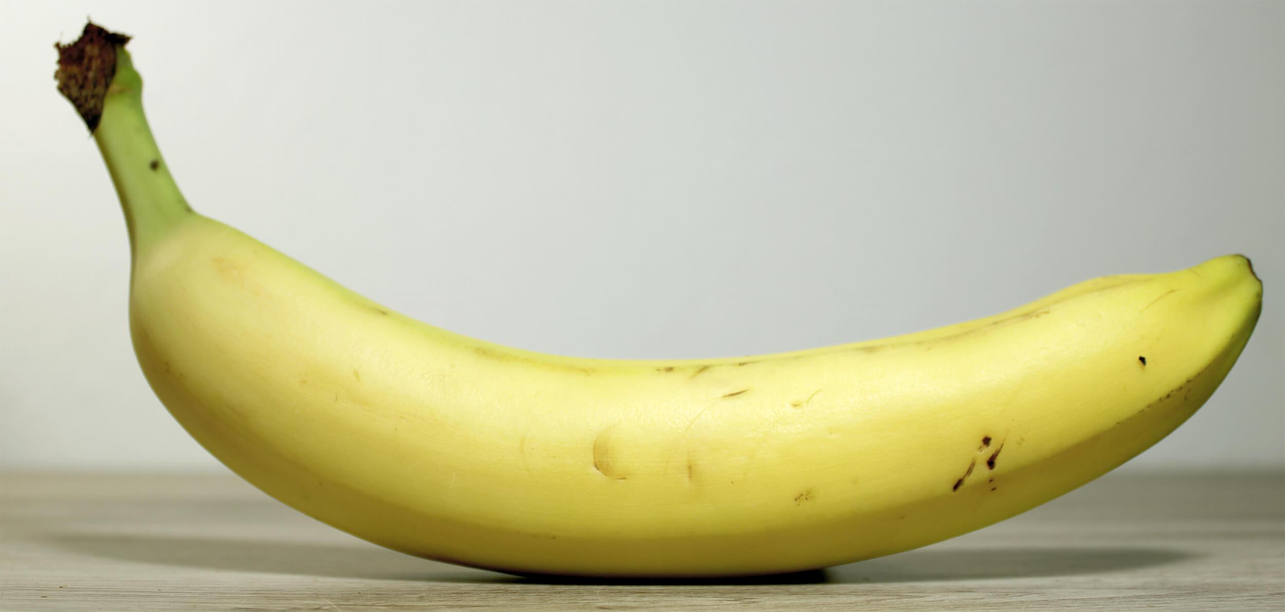 Bananen Fotovorlagen zum Abzeichnen